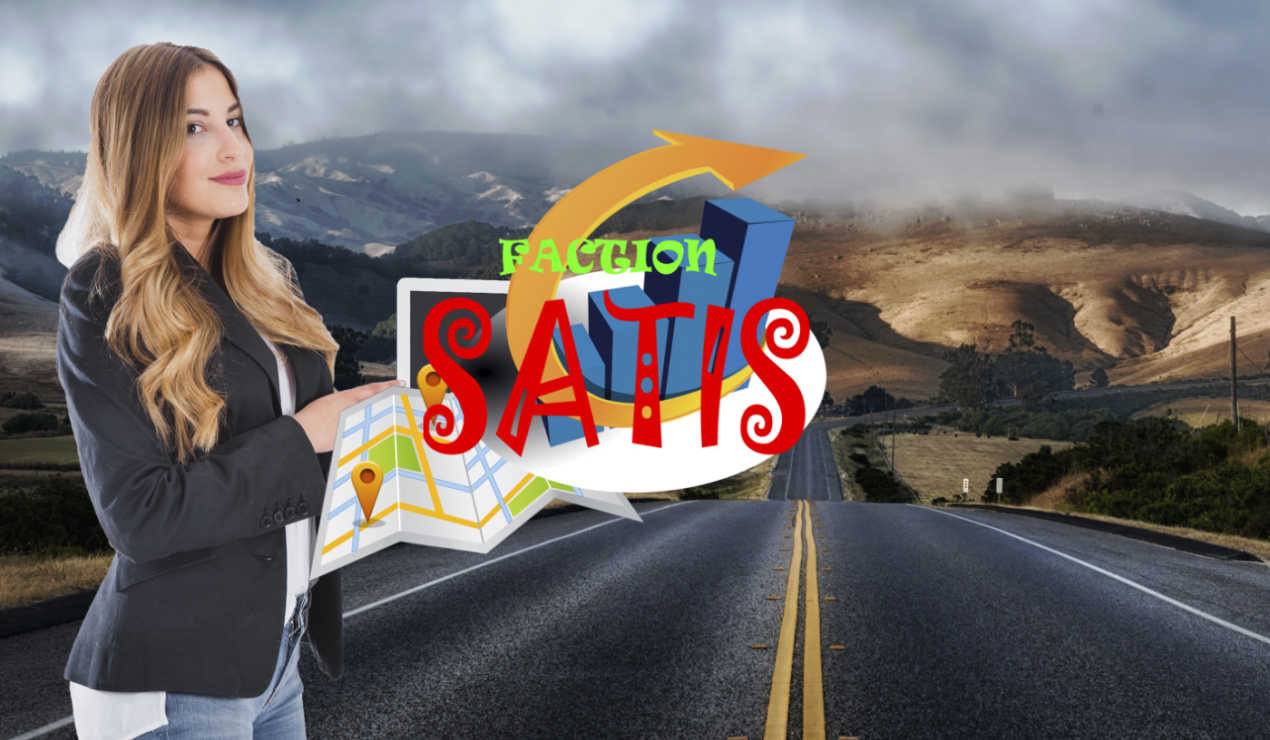 The SATIS network in permanent construction always adopts, empowers and encourages its Independent Representatives